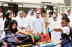 New Dh50m headquarters for ambulance service opens in Dubai