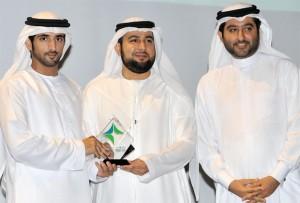 Shaikh Hamdan honours medical institutions