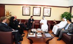 Dubai Health Authority receives Canadian delegation
