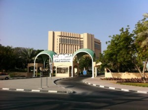 Dubai hospitals urged to sign up for ambulance services