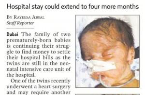 Dubai: No health insurance, no going home