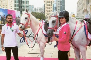 Pink Caravan campaign's new route increases UAE reach