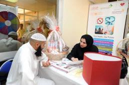 Safe@Heart road show visits Umm Suqeim Health Centre