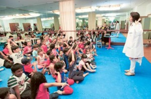 Fight against child obesity continues in the UAE