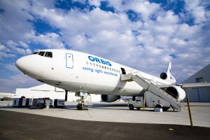 ADAC hosts ORBIS Flying Hospital during Abu Dhabi Routes 2012