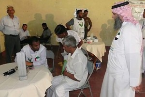 A Sharjah charity's help for pain and poverty in Sri Lanka