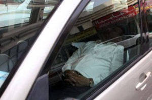 Dubai Police warn against sleeping in air-conditioned cars