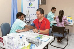 Dubai: Young people suffering heart attacks