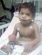 Al Ain based Pakistani baby seeks help for heart transplant