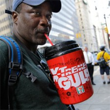 Sugary beverages amplify risk of obesity