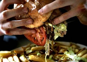 Junk food could also damage brain, says study