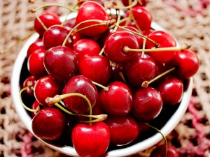 Can a few cherries a day keep gout away?