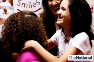 Girl in Abu Dhabi, 9, raises Dh10,000 for Operation Smile UAE