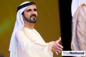 UAE best place to be born in Arab world, Sheikh Mohammed proudly tweets