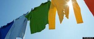 UK Studies: Drying laundry indoors bad for health