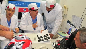 UAE-Egyptian team conducts heart surgeries