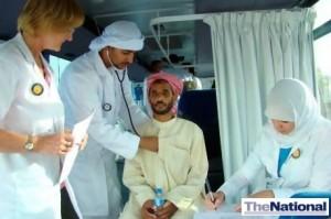 Zayed Giving Initiative battles No. 1 killer in UAE