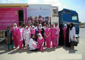 Pink Caravan leaves Dubai to Al Ain after 9-day pan-UAE journey