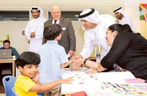 New England Centre in Abu Dhabi provides special care for autistic children