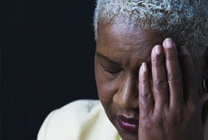 Chronic stress can lead to Alzheimer's Disease