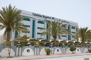 Zulekha Hospital performs unique coronary procedure