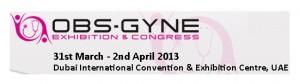 Dubai hosts OBS-GYNE 2013 on March 31