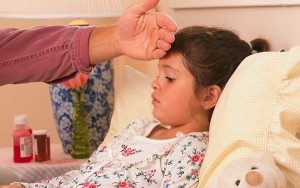Fever reducers don't slow children's recovery: study