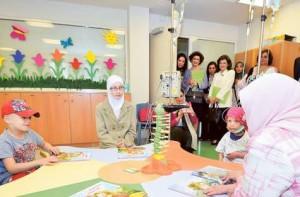 Shaikha Jawaher named the world's first ambassador for paediatric cancer