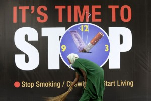 First puff of smoke: Age of onset falling (World No Tobacco Day)