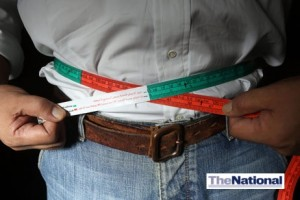 Waist size matters, UAE health authority tells Emiratis