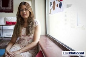 A Dubai woman's plea for help to save her sight