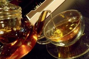Dubai's 'Gold' tea stirs trouble