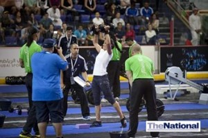 International athletes muscle in on Dubai fitness competition