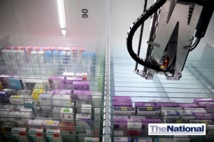Meet the robot pharmacist that dispenses medicine in Abu Dhabi