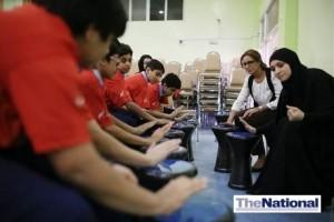 Say no to junk food, UAE teens urged