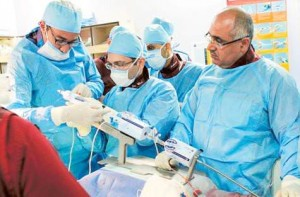 Clip technology helps heart patients at Al Qasimi Hospita