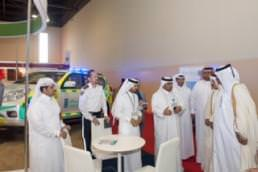 """HMC Showcases Emergency Services at Qatar Camping Expo"""