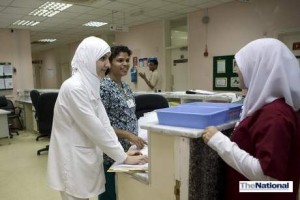 Serious drive needed to make nursing more appealing to Emiratis