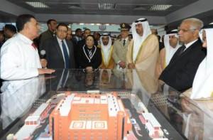Shaikh Zayed Hospital opened in Cairo