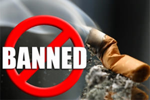 Ban and penalties for smoking soon
