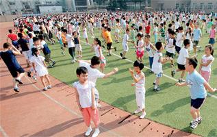 Exercise helps improve school grades, says study