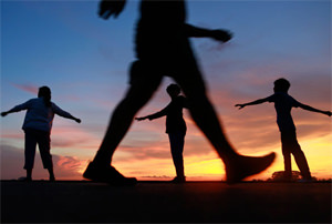Never too late to get fit, says study into ageing