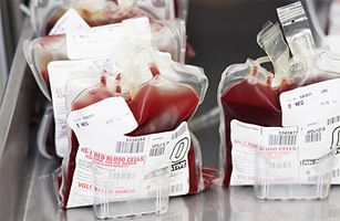 Blood banks to be linked electronically