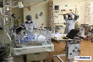 Short supply of critical care beds in Abu Dhabi