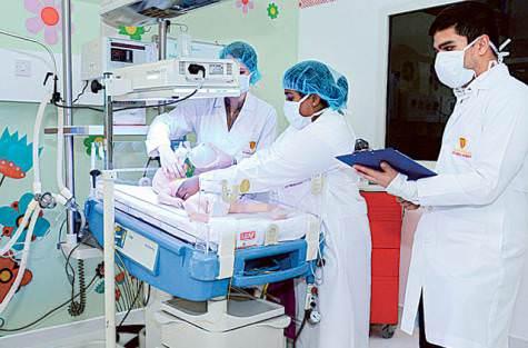Ajman's Gulf Medical University gets two advanced facilities