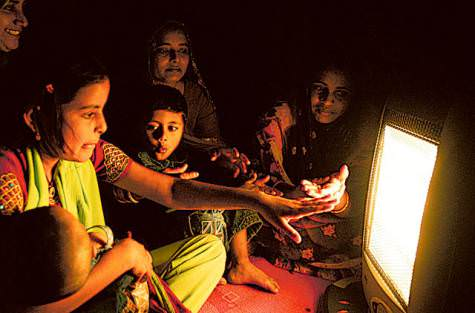Coal fires: do not let the heat harm you