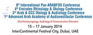 Dubai Hosts the 4th Emirates Rhinology & Otology Conference 15 - 17 January