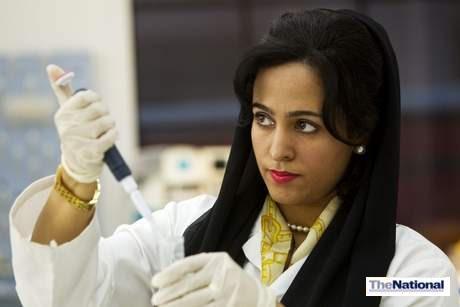 Emirati makes list of 20 most influential women