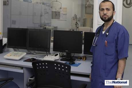 Heart attacks strike 20 years earlier in the UAE