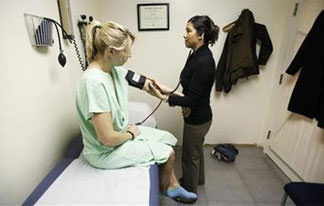 High blood pressure more dangerous in women than men